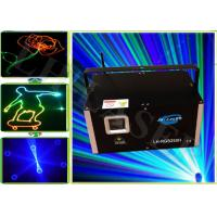 Wholesale Mini 3W TTL Laser Projection Display , Indoor Party Multi Colored Laser Lights from china suppliers