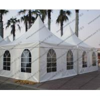 Wholesale Hot sale Aluminum frame Pagoda Gazebo Outdoor Event party Tent from china suppliers