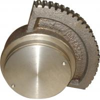 High Precision Steel Machined Metal Parts For CNC Turning Programming Turbine Manufactures