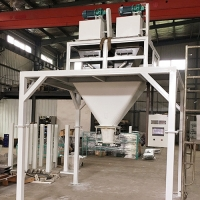 Buy cheap 500~2000kg Auto Granule Jumbo Bag Packing Machine For Chemical from wholesalers