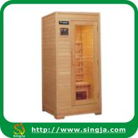 Buy cheap High quality infrared sauna room(ISR-01A) product