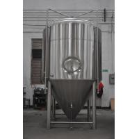 Stainless Steel Beer Fermentation Tank / Beer Fermenter 100 BBL For Micro Brewery Manufactures