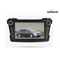 Buy cheap Multimedia System Hyundai GPS Navigation Android 2 Din Hyundai I40 Sat Nav from wholesalers