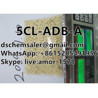 Buy cheap 5CLADBA synthetic cannabinoid white and yellow color with safe and fast shipping from wholesalers