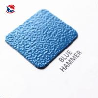Buy cheap Sandy / Wrinkled Thermosetting Metallic Texture Electrostatic All Color Powder Coating from wholesalers