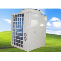 Buy cheap 2-25HP swimming pool heat pump unit Energy Efficient Swim Spa Heat Pump Input With Oil Heater factory from wholesalers