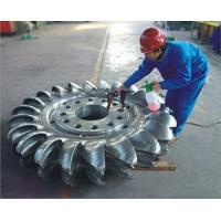 Buy cheap Hydro Pelton Turbine / pelton turbine generator unit for high water head product