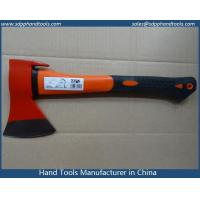 Buy cheap fiberglass handle axe with claw head, carpentry hatchet with fiber glass handle, Carpenter's axes manufacturer in China product