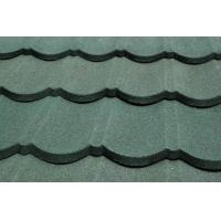 Buy cheap High quality 50 years guranteed zinc roof sheet price european stone coated metal roof tile from wholesalers