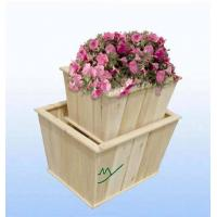Buy cheap Wooden Garden Flower Planter Box ( MY11-1086) from wholesalers