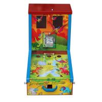 Buy cheap Two Wheels Coin Operated Soccer Table , Sports Table Football For Children from wholesalers