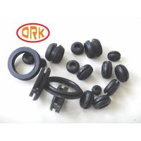 Buy cheap Automobile Silicone Rubber Bushing Seal High Flexibility 70 ± 5 Shore Hardness from wholesalers
