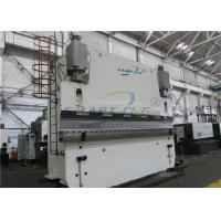 Buy cheap White 300 Ton Press Brake High Precision Double Hydraulic Oil Cylinders from wholesalers