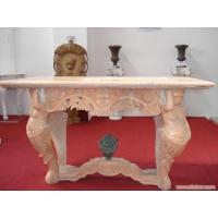 Wholesale Stone Carving Outdoor Garden Bench With Nude Lady Sculpture from china suppliers