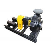 Liquid Non Clog Sewage Pump , Papermaking Process Industrial Sump Pump Systems Manufactures