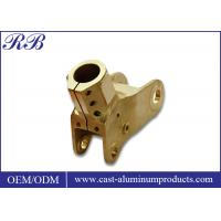 Buy cheap Metal Mould Copper Alloy Precision Casting Process For Automobiles / Construction from wholesalers