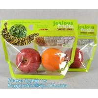Buy cheap Micro Perforated Plastic Bag For Vegetable bread fruit, bopp fresh vegetable packaging bag, Clear Fresh Vegetables Packa from wholesalers
