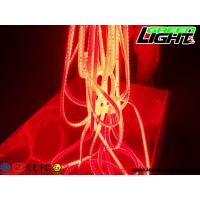 Buy cheap Silicone Heavy Duty Single Red Color RGB 5050 Mining Flexible Led Strip Lights 24v from wholesalers