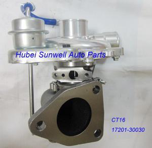 Toyota Hiace 2.5 turbo 17201-30030 CT16 turbo for Toyota Landcruiser D4D engine turbo
