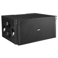 """Buy cheap 3 pieces 18"""" professional three way line array speaker system LAV318B product"""