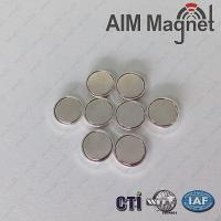 Buy cheap N52 Monopole neodymium magnets 18x6mm from wholesalers