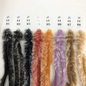Wholesale scarf fancy yarn mills wholesale oeko tex soft warm winter polyester faux fur yarn hand knitting yarn from china suppliers