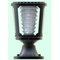 Hot Sale Solar Mosquito Pillar Lamp Garden Lighting Solar Fence Post Cap Light For Garden Decorating Manufactures