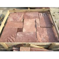 Red Sandstone Retaining Wall Natural Sandstone Cladding Sandstone Wall Tiles
