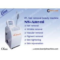 690nm / 750nm IPL Hair Removal Machines For Skin Rejuvenation Manufactures