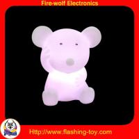 Buy cheap  New Led Light Toy, PVC Animal Toy Factory from wholesalers