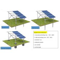 Buy cheap Solar ground mounting structure from wholesalers