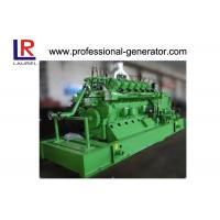 Buy cheap Forced Water Cooling Industrial Natural Gas Generator 500kva 50hz from wholesalers