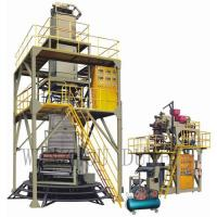 SGJ500-1500 POF 3 Layer Co-extrusion Polyolefin Hot-shrinkable Film Production Line Manufactures