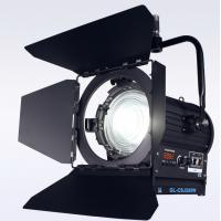 Buy cheap CRI 92 Film Lights 200W LED Fresnel Light Bi Color NO Fan for Professional Studio Lighting from wholesalers