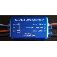 Buy cheap 4A 5A solar charge controller with remote controller for solar garden lamp /warning light from wholesalers