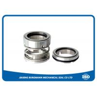 Buy cheap Stationary Design Metal Rotary Shaft Seal , Single Spring Water Pump Mechanical Seal from wholesalers