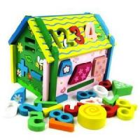 Buy cheap Wooden Building Blocks, Wooden Intellectual & Educational Toys from wholesalers