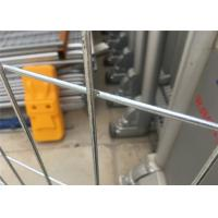 Buy cheap WA temporary fencing panels for sale ,temp site construction fence panels factory direct supply brand new OD 32 x 1.40mm from wholesalers