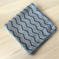 Buy cheap 40x40cm Microfiber Weave Style Jacquard Pearl Cloth Auto Detailing Towel from wholesalers