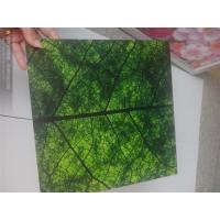 Wholesale Wide Format UV Flatbed Printing For Glass / Displays Full Color from china suppliers