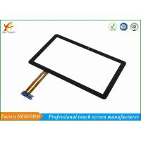Buy cheap Large Size Windows Touch Screen 23.6 Inch Handwriting For Commercial Touch Monitors from wholesalers