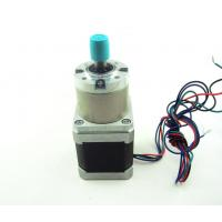 Buy cheap 0.18A - 3A 1.8° Nema 17 Gearbox Stepper Motor With 4 / 6 Lead Wires For 3D Printer from wholesalers