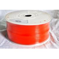 Buy cheap Red Color Polyurethane Round Belt , Wear resistant, oil resistant PU Urethane Drive Belts  For Textile Industry from wholesalers