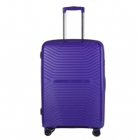 Wholesale Soft Handles PP Mute 4 Wheel 210D Fashion Travel Luggage from china suppliers