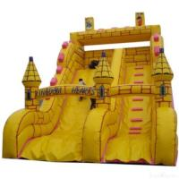 Wholesale Kindom Heart's Inflatable Slide from china suppliers