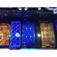 Buy cheap Professional Acrylic  Perspex Shot Glass / Bar Glass Holder With SGS , BV from wholesalers