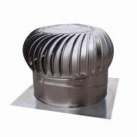 Buy cheap Roof Ventilation Fan Without Power, CE Certificate for Poultry/Industiral, Dust-resistant, Daylight  from wholesalers