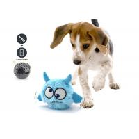Auto Bounce Funny Dog Toys , Plastic ABS Material Interactive Dog Toys