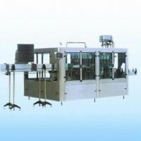 Buy cheap 3-in-1 Monobloc Machine, Bottle Rinsing, Filling and Capping with High product
