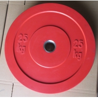 Buy cheap Multicolored Gym Fitness Accessories Olympic Bumper Weight Plates from wholesalers